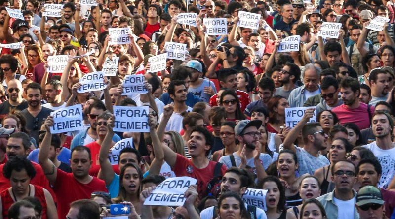 Sindicalistas do Sul a caminho de Brasília