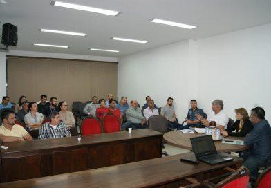 Câmara debate problemas no trânsito em Içara