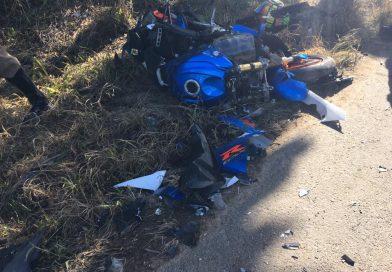 Morre no hospital motociclista envolvido em grave acidente