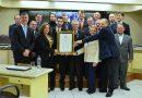 Câmara presta homenagem aos 100 anos do Lions