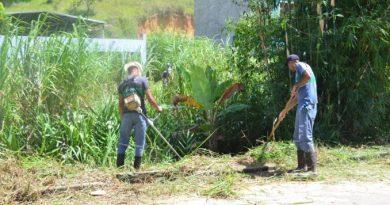 Detentos vão atuar na limpeza urbana de Içara