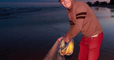 Pescadores em contagem regressiva para a Festa da Tainha