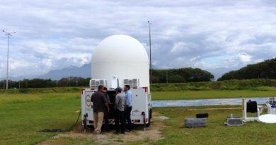 Técnicos da epagri são capacitados para Radar Móvel