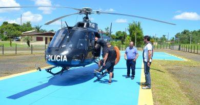 Saer de Criciúma vai ganhar uma nova aeronave