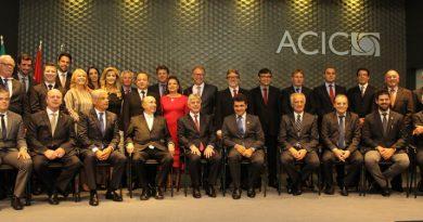 Administrador da Rio Deserto assume vice presidência da Acic