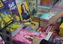 Feira do livro termina com 68 mil unidades vendidas