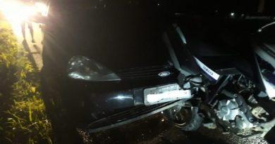 Homem morre em acidente na BR-101