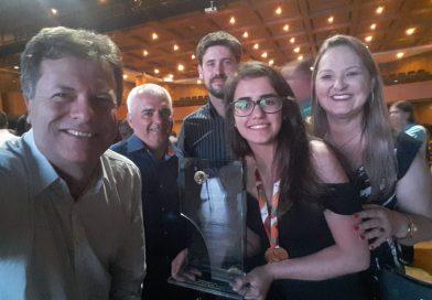 Pela sexta vez seguida, Kathiê é indicada ao Troféu Gustavo Kuerten