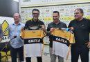 Doriva e Ricardo Rocha são apresentados no Tigre