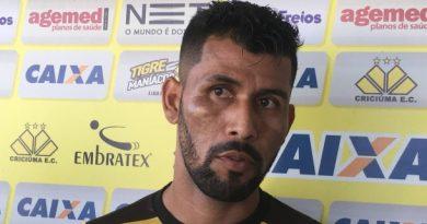Lateral Marlon renova contrato com o Tigre