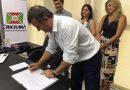 Ricardo Fabris assume o governo de Criciúma