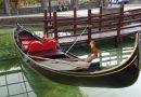 Um canal para a Gôndola de Nova Veneza