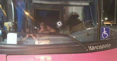 Ônibus de Criciúma é assaltado na BR-101