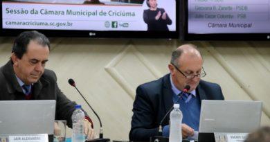 Sessão Especial comemora 207 anos da Polícia Civil em Santa Catarina