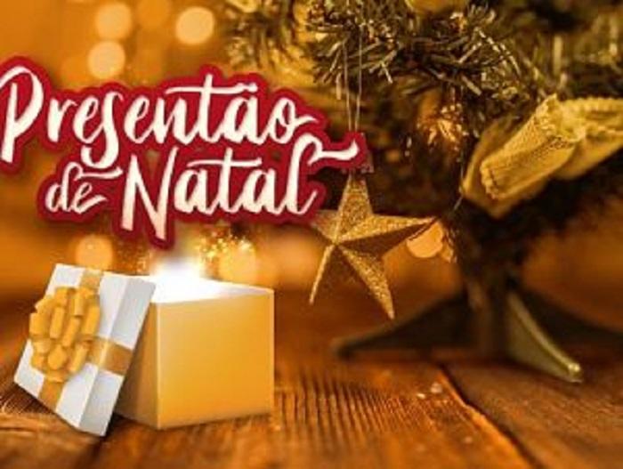 Campanha Presentão de Natal inicia nesta segunda