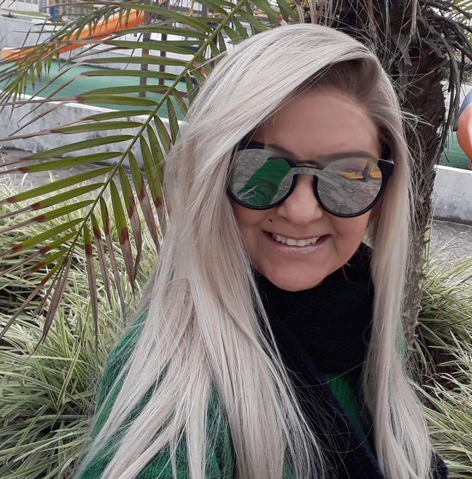 PSDB Mulher lamenta morte de Alessandra Minotto