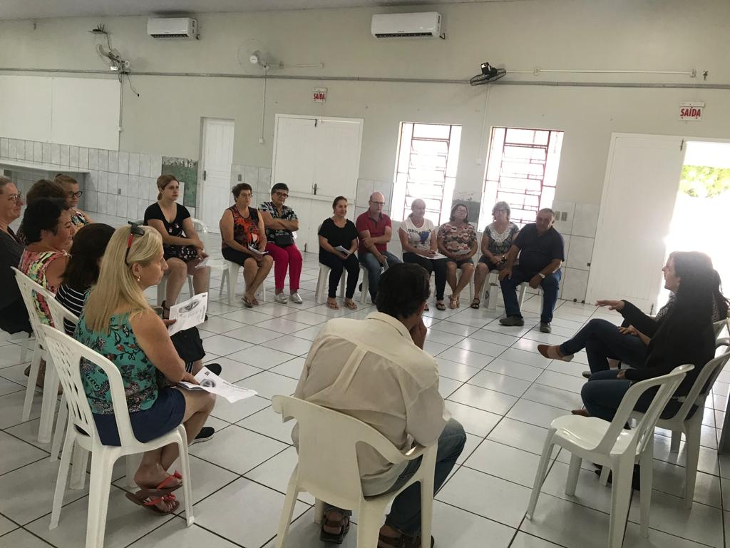 Projeto Viver Bem previne e promove saúde no bairro São Luiz