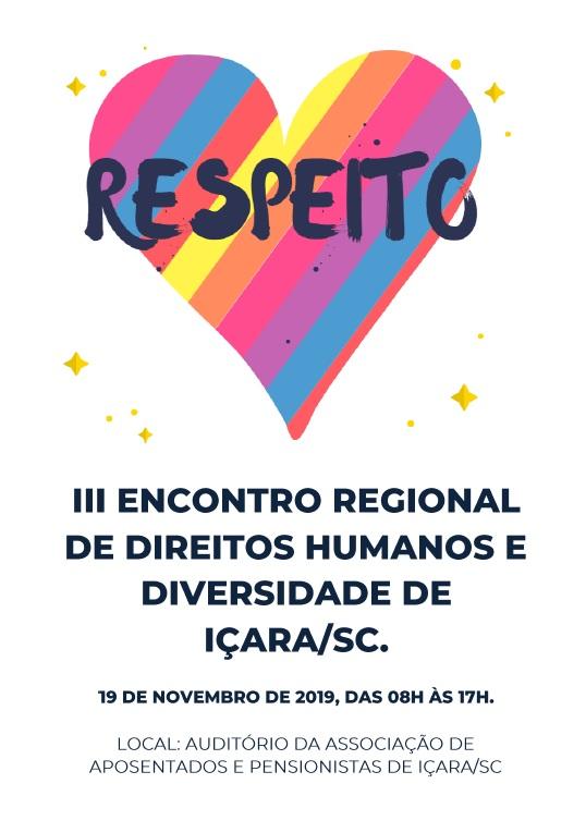 Governo de Içara emite nota contra comentário homofóbicos
