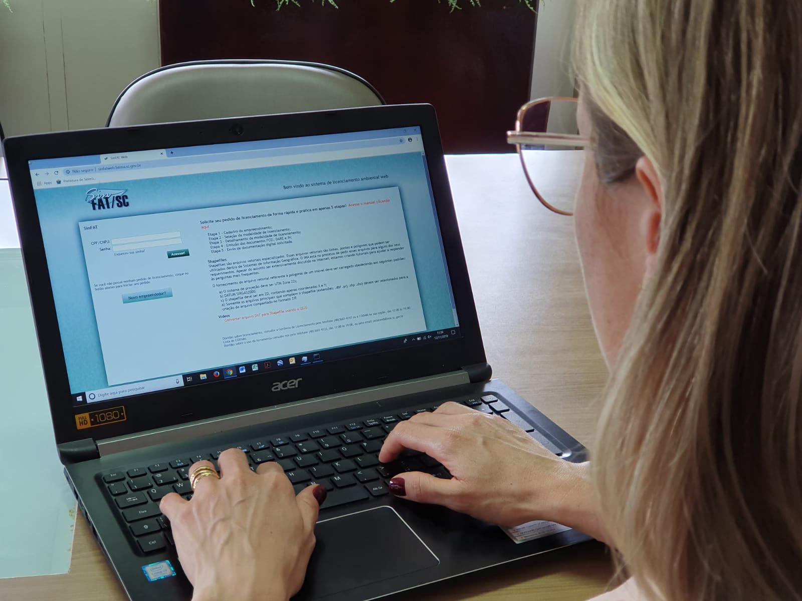 Famsid adota sistema online que agiliza o processo de licenciamento ambiental