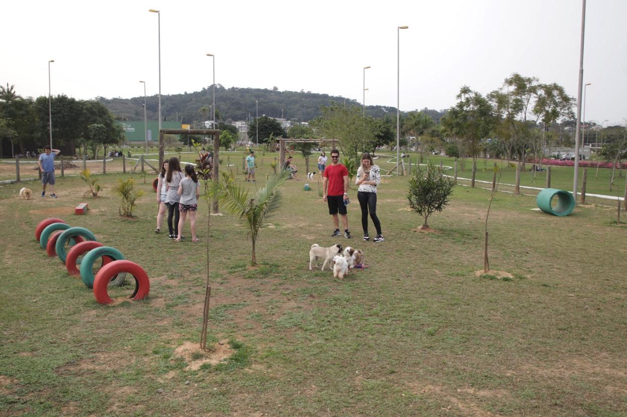 Parque Altair Guidi também terá espaço pet