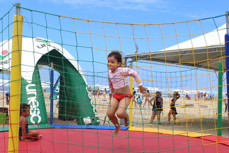 Verão Mais Unesc chega aos balneários Rincão e Arroio do Silva neste final de semana