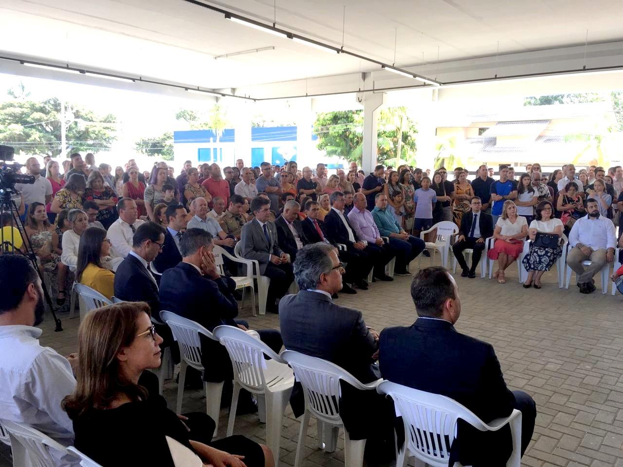 Escola Adventista é inaugurada em Criciúma
