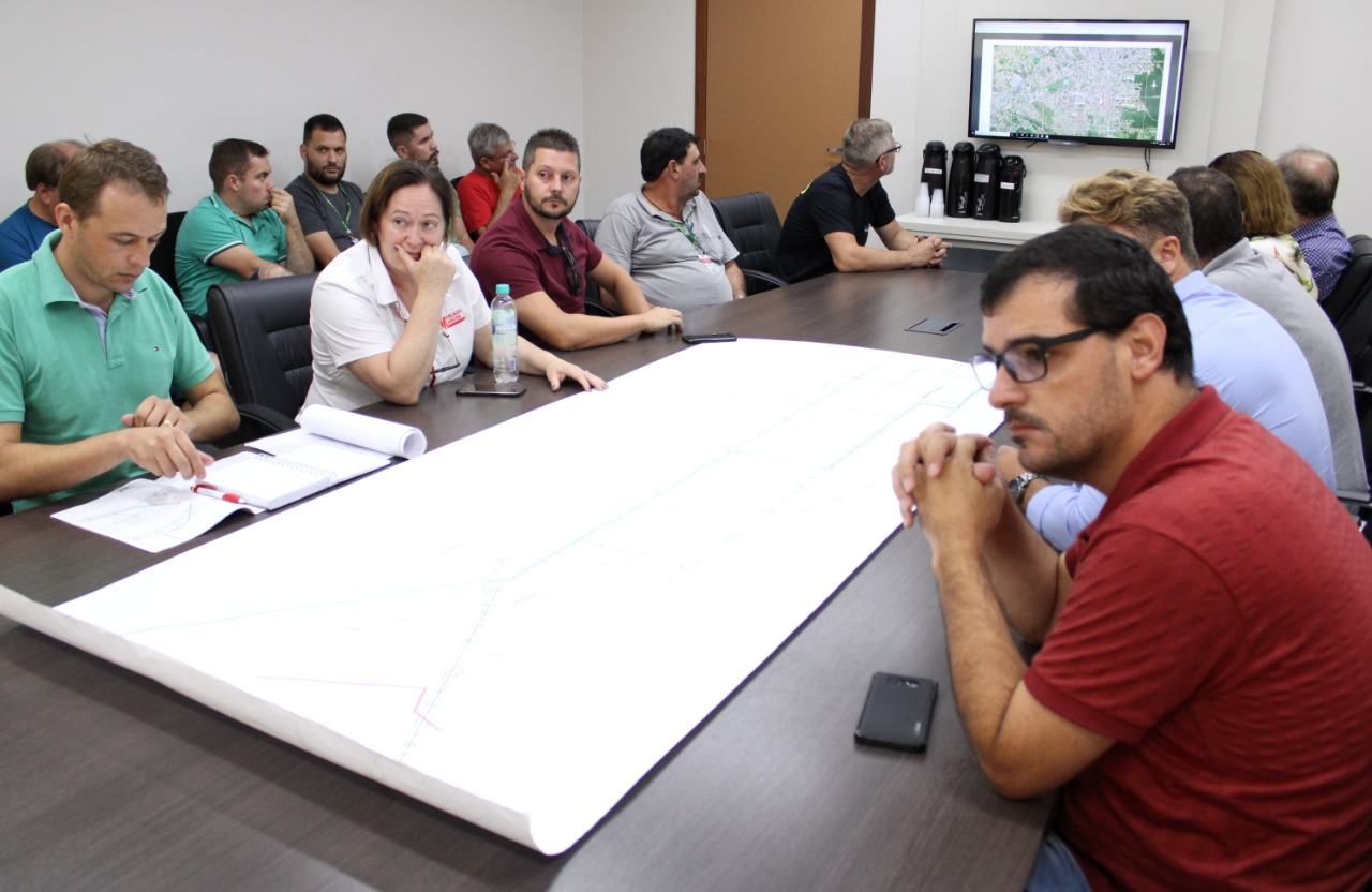 Projeto do Binário da Santos Dumont é apresentado a comunidade