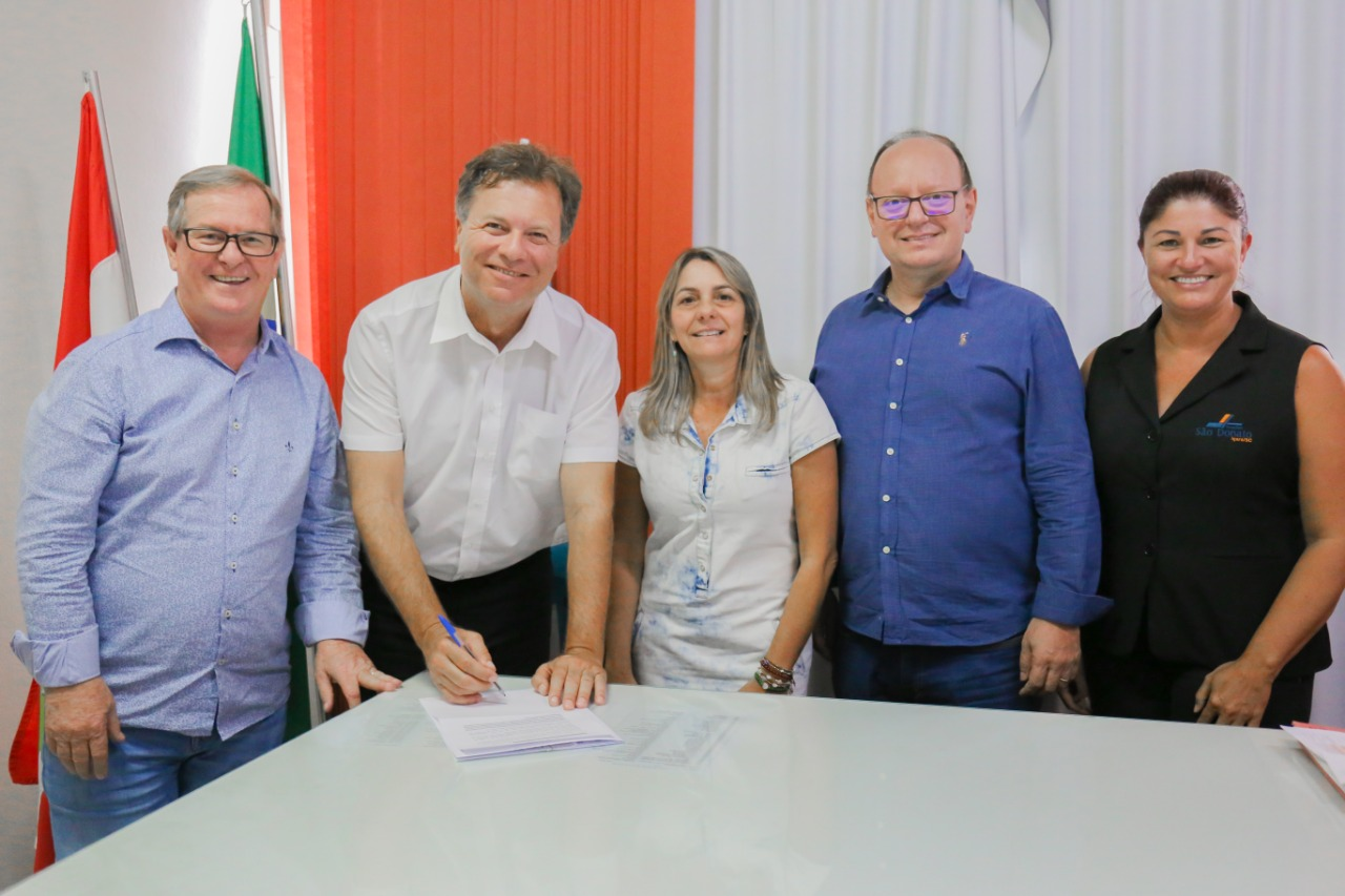 Governo de Içara e São Donato se unem para zerar fila de exames