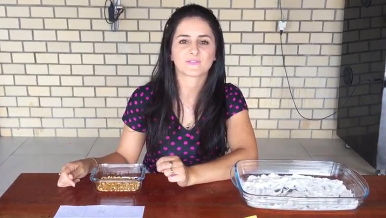 Por vídeos, professores de Içara apresentam atividades aos alunos