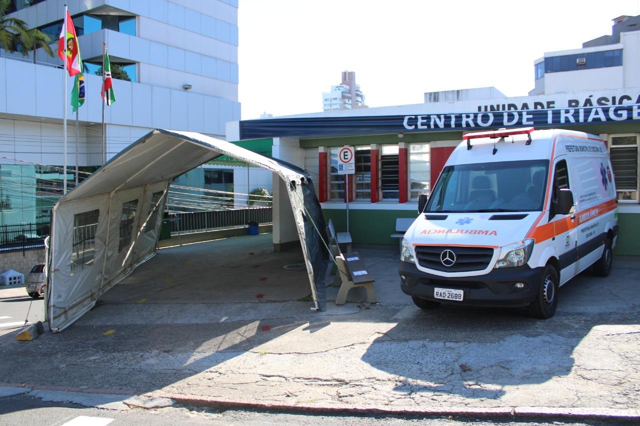 Mais de 75% dos casos de Covid-19 confirmados em Criciúma estão recuperados