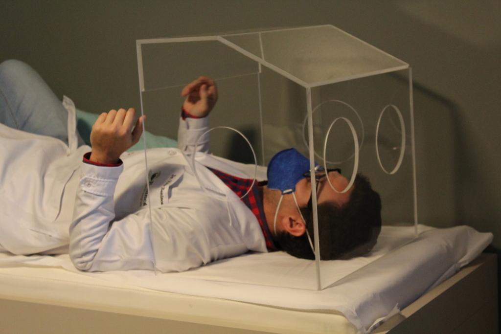 Unesc desenvolve protótipo de Caixa Protetora para uso no atendimento hospitalar e do Samu