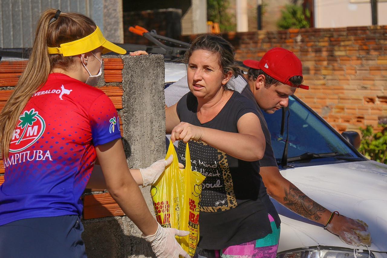 Projeto Superação: Doações se aproximam de 5 toneladas em Içara