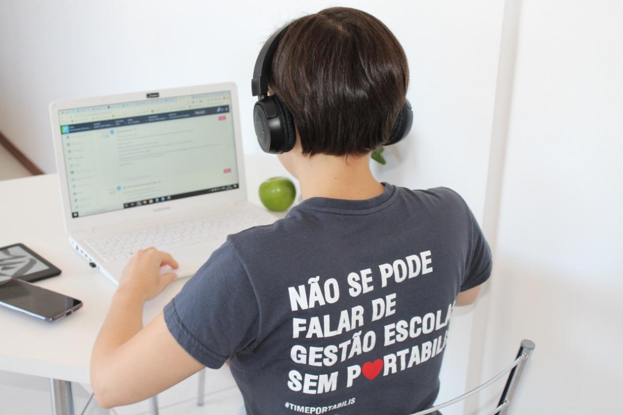 Educação: empresa de Içara oferece solução que beneficiará mais de 700 mil alunos da Rede Pública