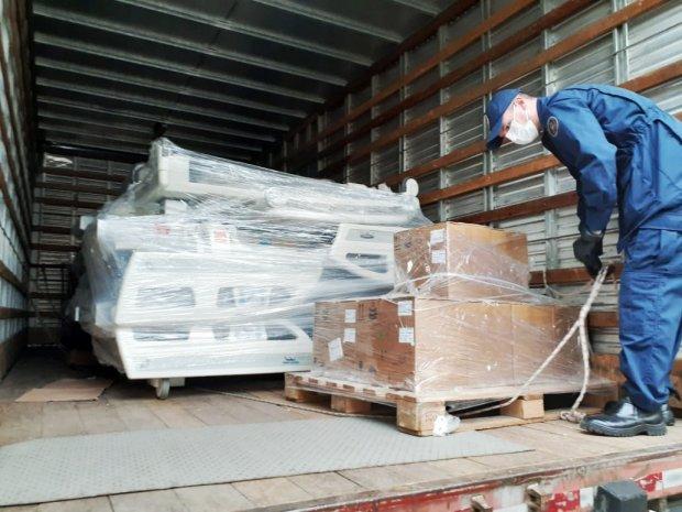 Estado encaminha compra de equipamentos para Hospitais