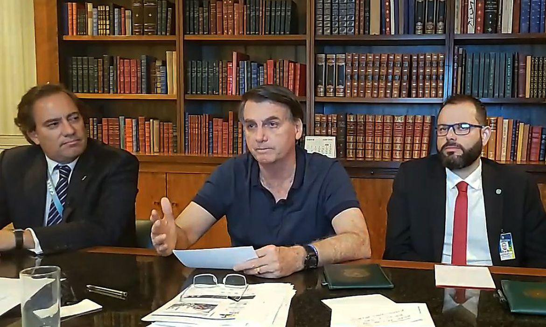 Bolsonaro sinaliza quarta parcela de auxílio emergencial