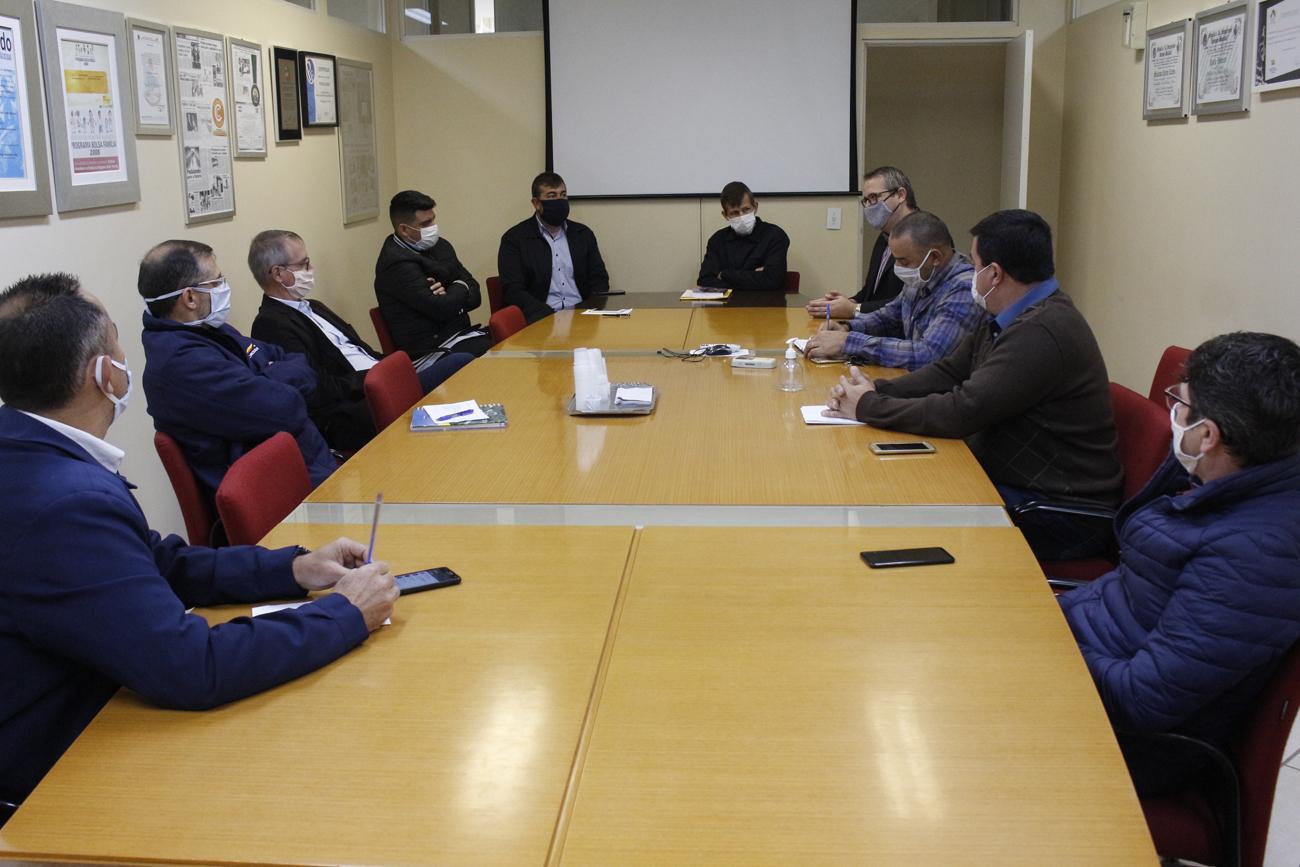 Forquilhinha inicia as discussões sobre a retomada do Transporte Coletivo