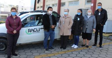 Grupo RAC faz doação para o Hospital São José