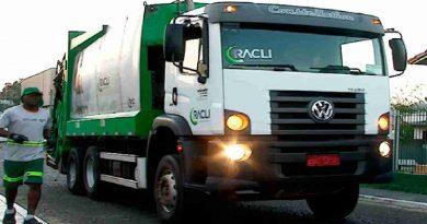 Chuva suspende a coleta de lixo em Criciúma e região