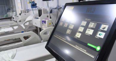 Profissionais do Hospital São Donato preparam-se para ativação de 10 novos leitos de UTI