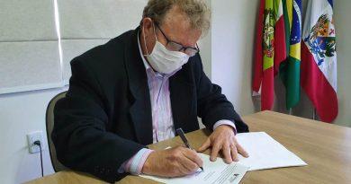 Prefeito de Siderópolis testa positivo para o Coronavírus
