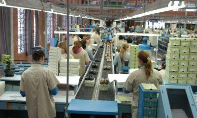 Indústria registrou mais um mês positivo. Foto/Divulgação